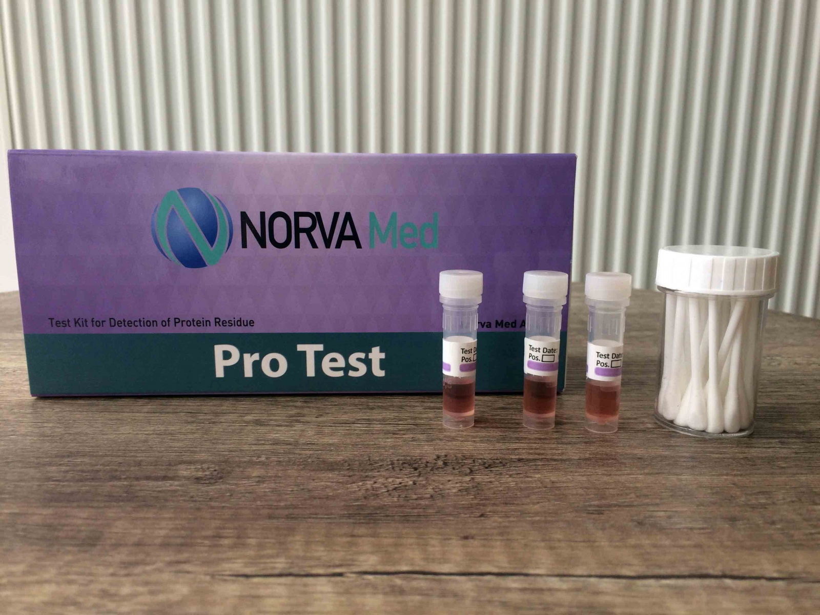 PROTEIN RESIDUE TEST KIT - PROTEST