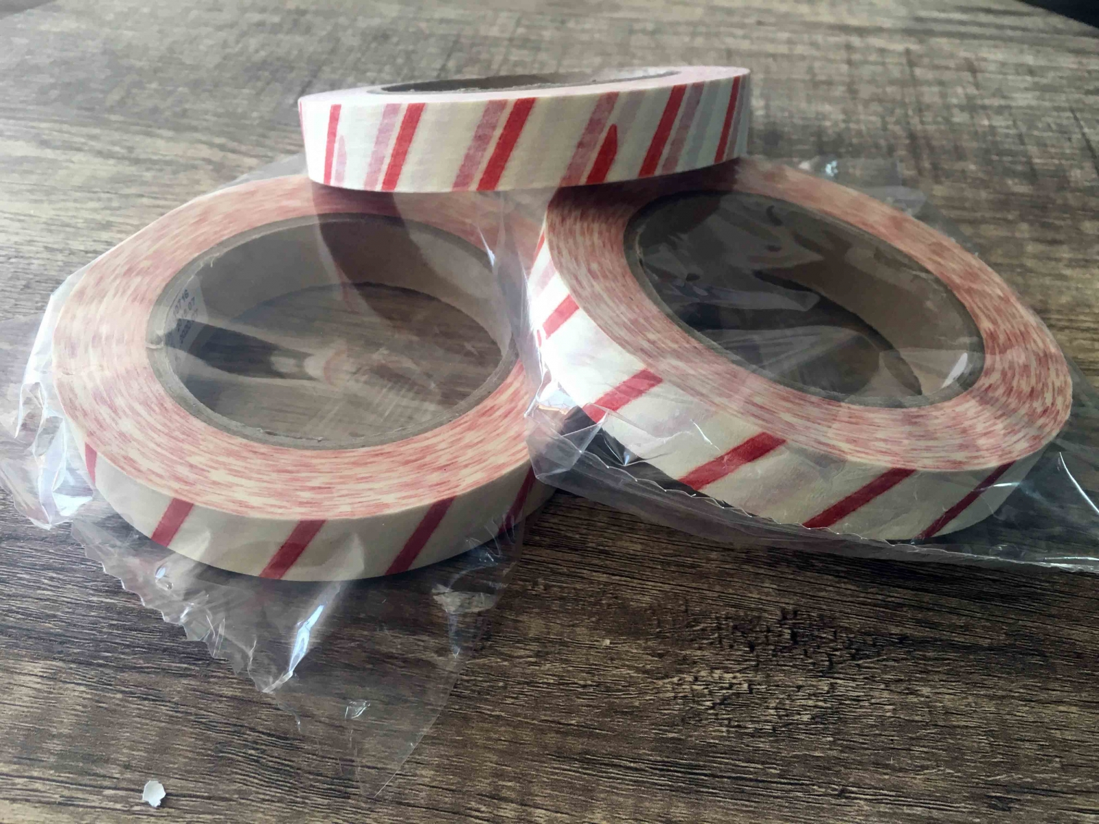 STERILIZATION ETHYLENE OXIDE (ETO) TAPE